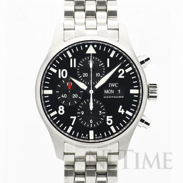 アイダブルシー パイロットウォッチ クロノグラフ IWC Pilots Watch Chronograph/IW377710【新品】【メンズ】