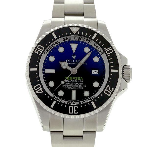 ロレックス シードゥエラー ディープシー Dブルー ROLEX SEA-DWELLER DEEP SEA D-BLUE 未使用品/116660【中古】【メンズ】