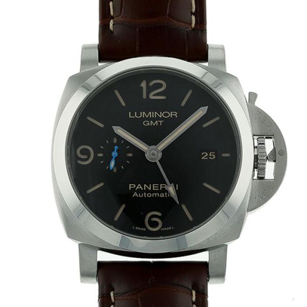 パネライ ルミノール 1950 3デイズ GMT オートマチック PANERAI LUMINOR 1950 3 DAYS GMT AUTOMATIC/PAM01320【新品】【メンズ】