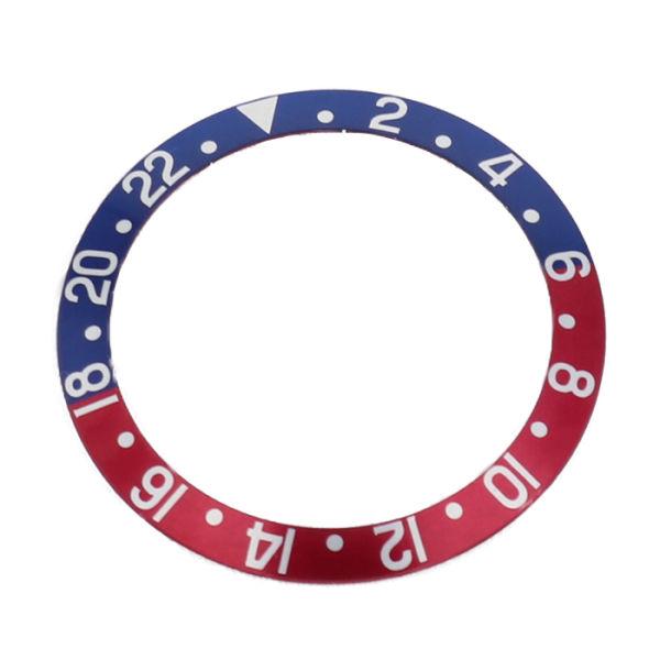 ロレックス GMTマスター用ベゼルディスク ROLEX BEZEL INSERT FOR GMT MASTER【中古】【メンズ】