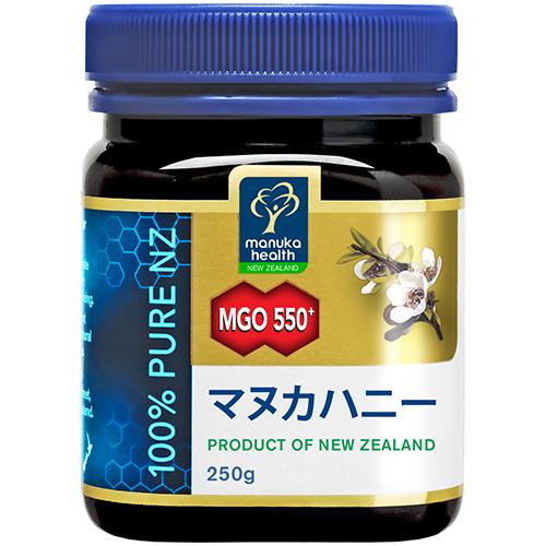 高濃度マヌカハニー(MGO 550+) 250g