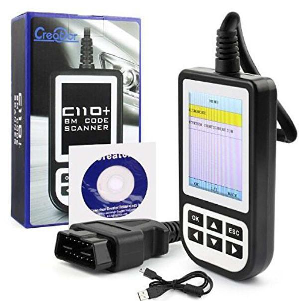 BMW ・ MINI コードスキャナー ver4.5 故障診断機 C110+ Code Scanner コードリーダー [日本語説明書付][安心保証付]