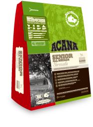 アカナ シニア・ドッグ (シニア犬用) 11.4kg ACANA 【犬用/ドッグフード/ドライフード/小型犬/中型犬/大型犬/高齢犬】 【送料無料】