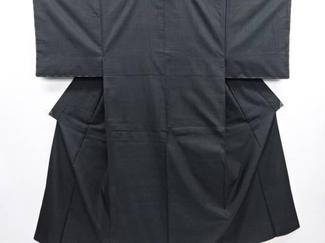 本場泥大島紬男物着物アンサンブル(7マルキ)【リサイクル】【中古】