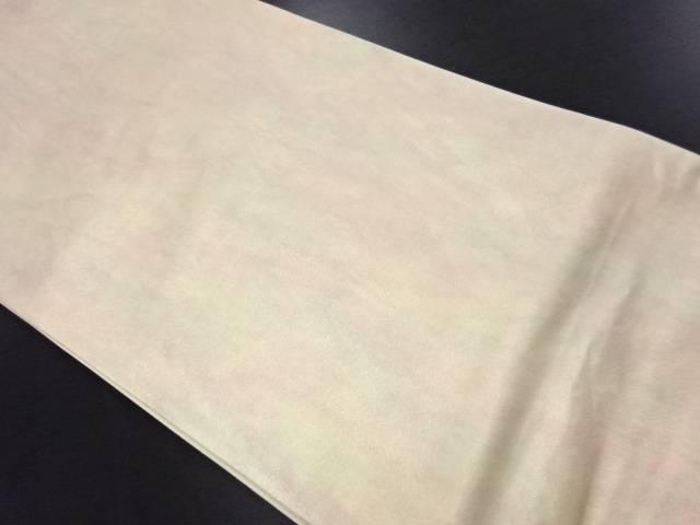 引箔暈し袋帯【リサイクル】【中古】