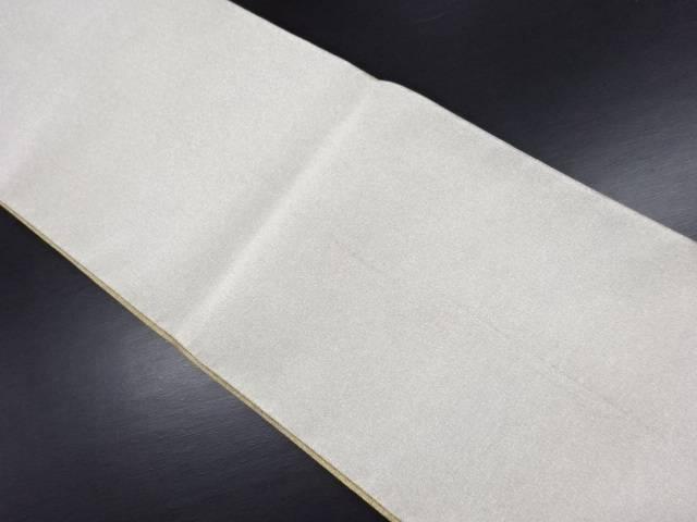 綴れ金銀糸リバーシブル袋帯【リサイクル】【中古】