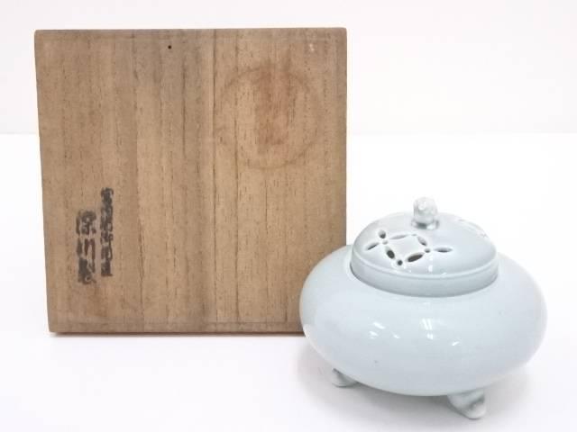 オールド深川製 青磁香炉