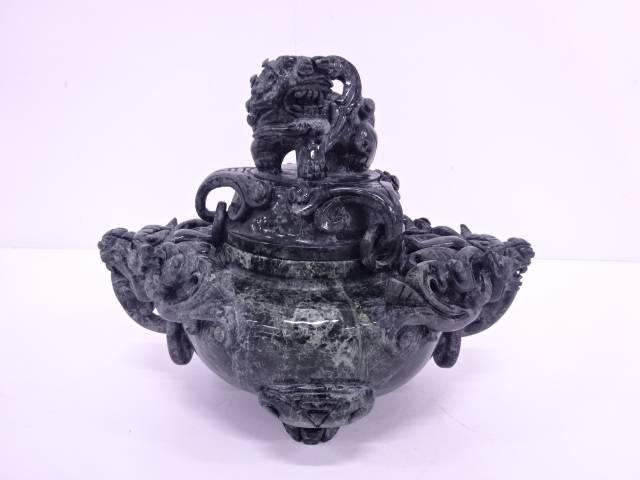 中国天然石耳付香炉