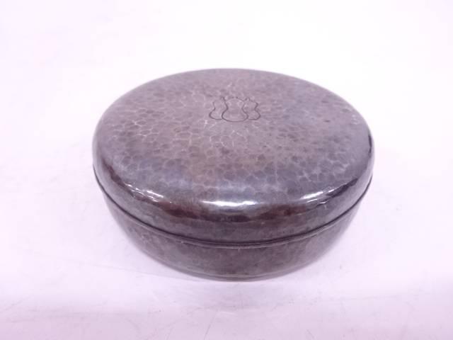 三越製 銀製瓢紋ヤンポ(50グラム)