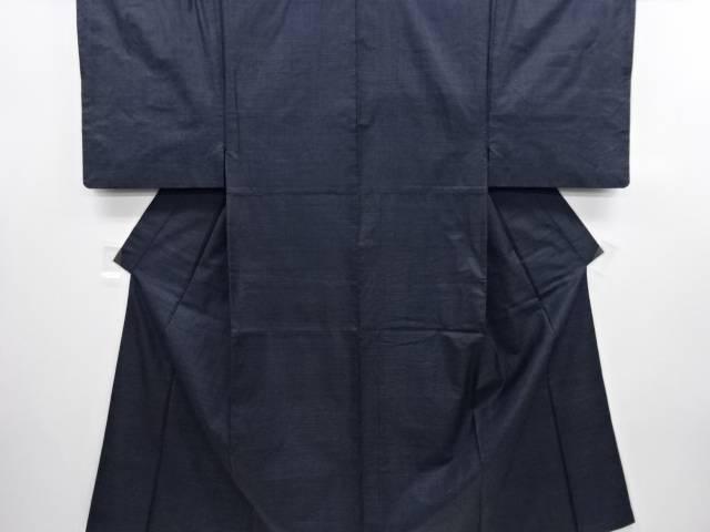本場泥大島紬100亀甲男物着物アンサンブル(長身サイズ)【リサイクル】【中古】
