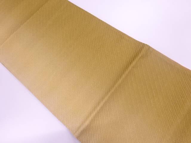 斜め縞模様織出し暈し袋帯【リサイクル】【中古】