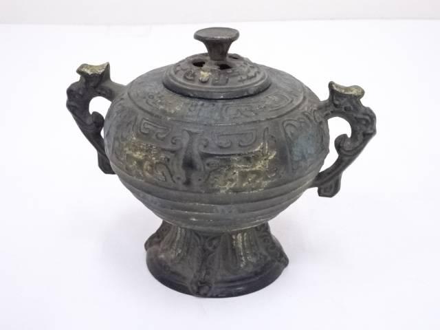 古物 青銅香炉