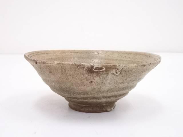 古物 御本手茶碗(保護箱)