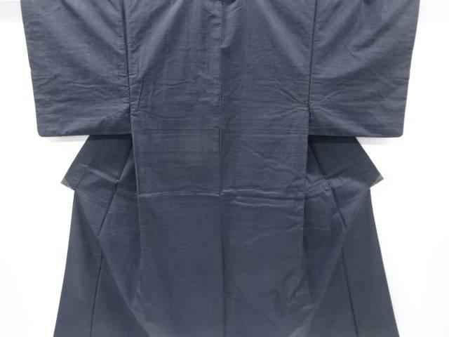 本場泥大島紬80亀甲男物着物アンサンブル・長襦袢セット【リサイクル】【中古】