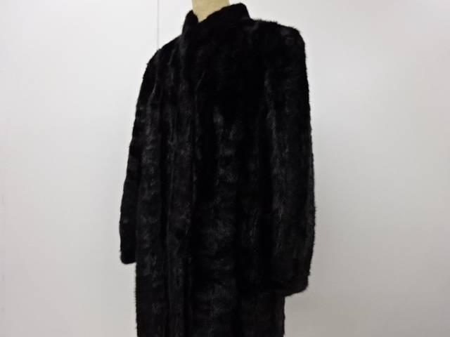 合計3980円以上の購入で送料無料 爆買いセール SAGA MINK コート 人気ブランド 13号 中古 リサイクル