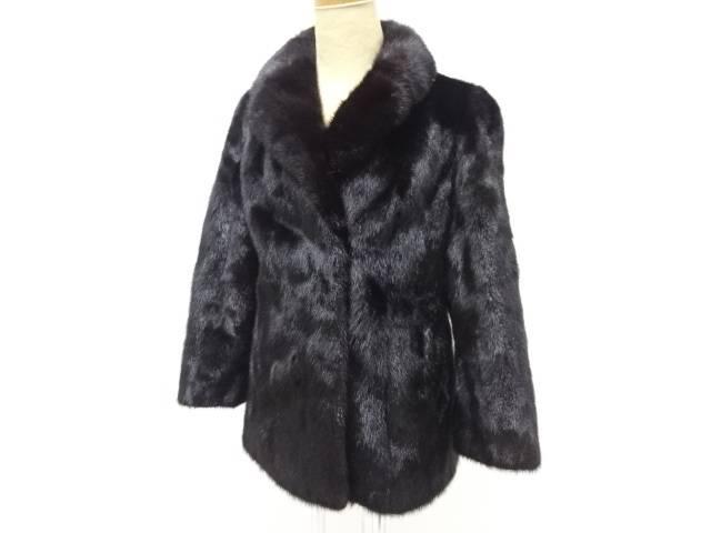 合計3980円以上の購入で送料無料 ミンクコート 再再販 11号 リサイクル 店内全品対象 中古