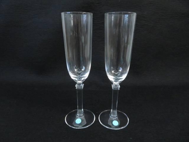 TIFFANY ワイングラス