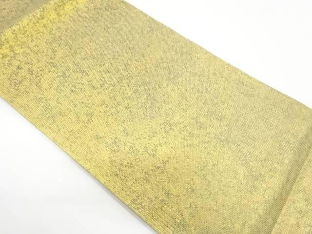 おくの工芸製 引箔袋帯【リサイクル】【中古】