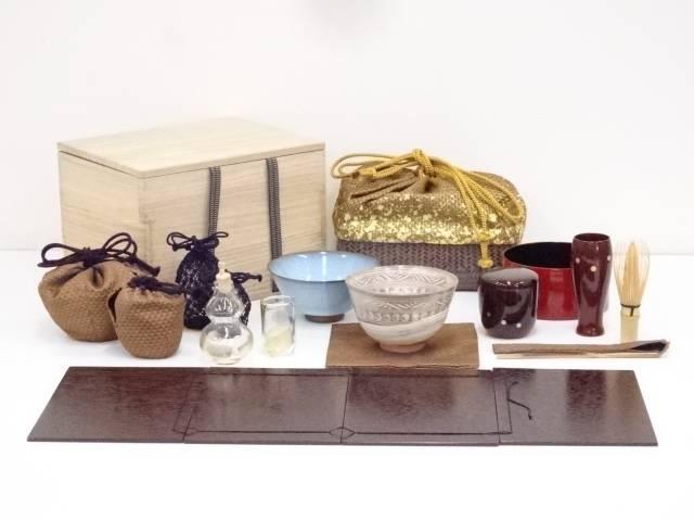 茶籠セット(保護箱)