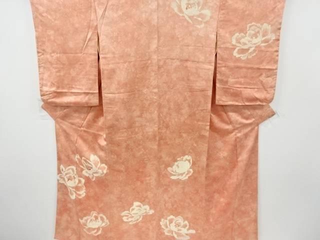 牡丹模様訪問着【リサイクル】:Kimono-Shinei 2号店