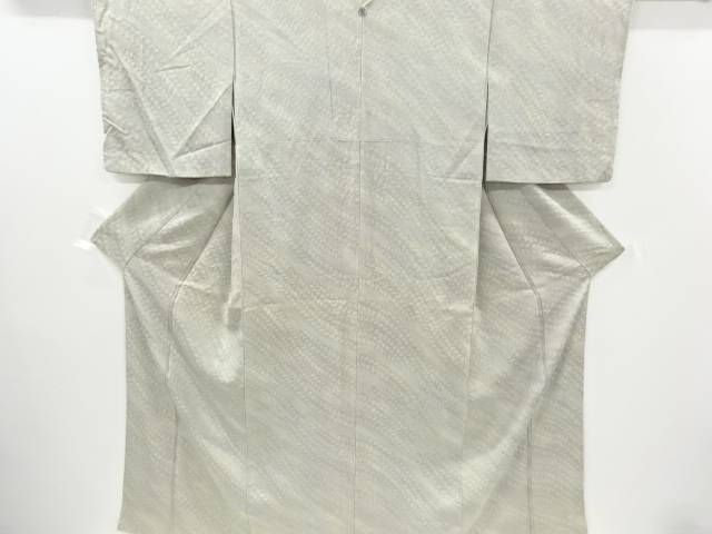 合計3980円以上の購入で送料無料 辻ヶ花暈し一つ紋小紋着物 OUTLET SALE 中古 日本製 リサイクル