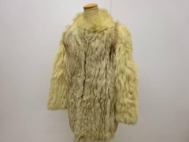 合計3980円以上の購入で送料無料 SAGA 日本製 FOXコート リサイクル 美品 11号 中古