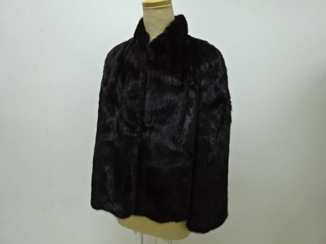 合計3980円以上の購入で送料無料 ミンクジャケット 結婚祝い 中古 休み リサイクル