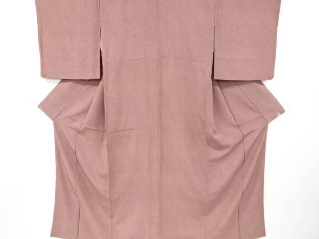 割引 日本メーカー新品 合計3980円以上の購入で送料無料 渦巻き模様江戸小紋着物 中古 リサイクル