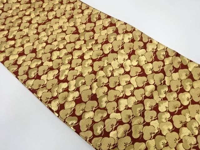 ホットセール 松模様織出し全通袋帯【リサイクル】, オーダー自家焙煎 芭蕉珈琲 3e11e868