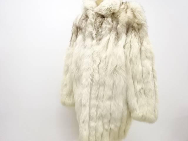 デポー 合計3980円以上の購入で送料無料 SAGA FOXコート Mサイズ 購入 中古 リサイクル
