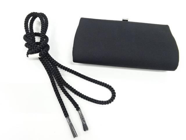 合計3980円以上の購入で送料無料 喪服用和装バッグ 帯締めセット リサイクル レビューを書けば送料当店負担 中古 出荷