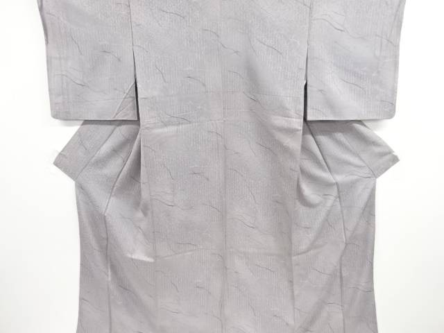 合計3980円以上の購入で送料無料 氷割れ模様小紋着物 中古 リサイクル 最新アイテム 買い物