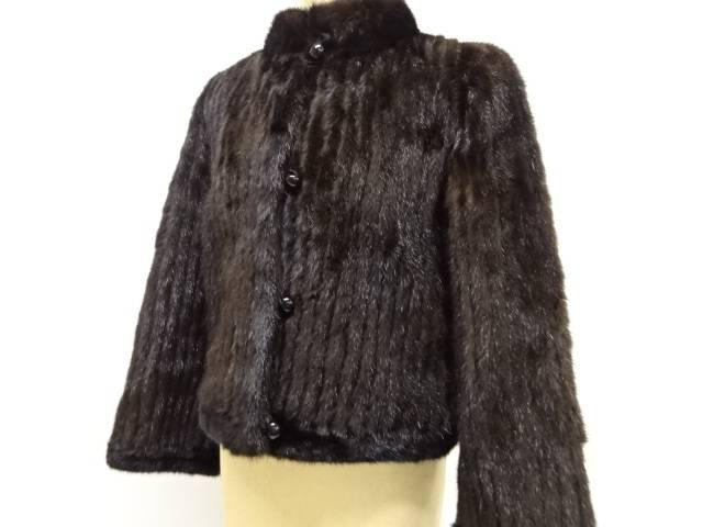 期間限定特別価格 激安 合計3980円以上の購入で送料無料 ROTINY ミンクジャケット 9号 中古 リサイクル