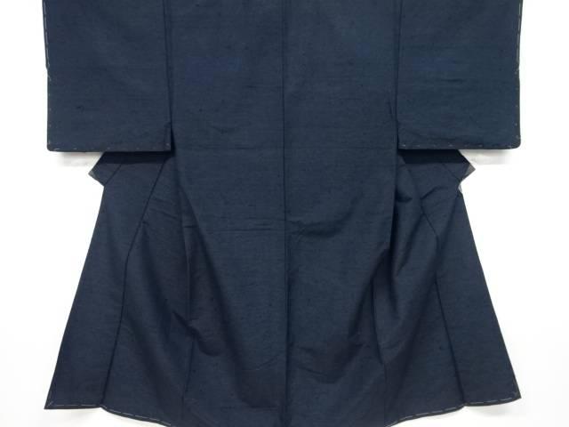 合計3980円以上の購入で送料無料 高品質 未使用品 ひげ紬男物着物アンサンブル 格安店 中古 リサイクル