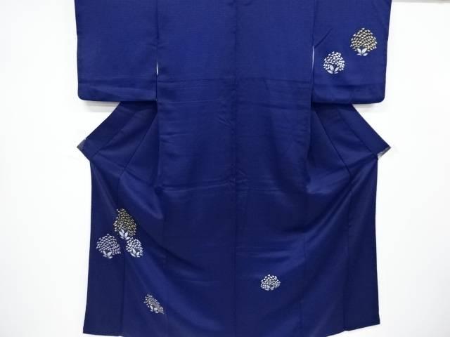 期間限定お試し価格 合計3980円以上の購入で送料無料 抽象花模様着物 チープ 中古 アンティーク