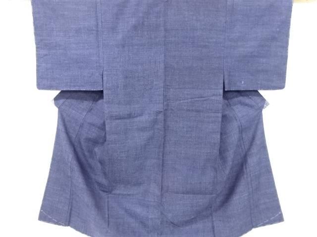 お値打ち価格で 合計3980円以上の購入で送料無料 メイルオーダー 未使用品 仕立て上がり 手織り真綿紬男物着物アンサンブル