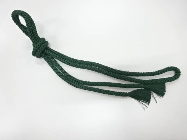 ◆セール特価品◆ 合計3980円以上の購入で送料無料 正絹 手組み帯締め 中古 本日限定 リサイクル