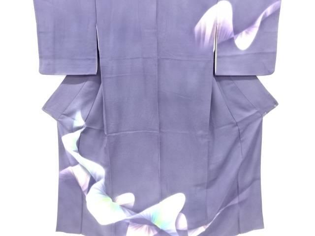 合計3980円以上の購入で送料無料 抽象模様着物 中古 即出荷 アンティーク 本日限定