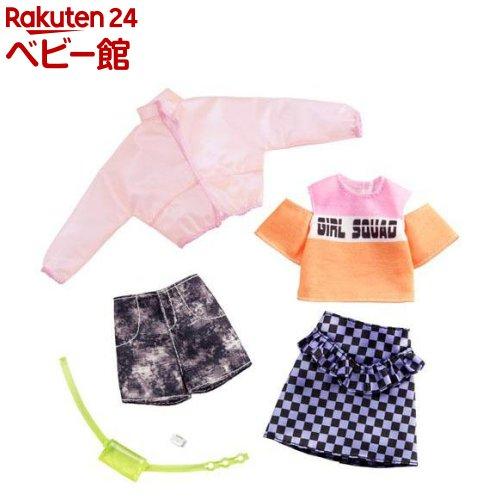 バービー人形 Barbie バービー ファッション2パック ジャケット 1セット GHX58 永遠の定番モデル ギンガム 割引 mtlda