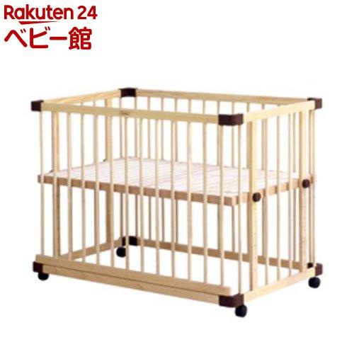 ファルスカ ベッドサイドベッド03(1台)【グランドール】[ベビーベッド 布団 寝具]