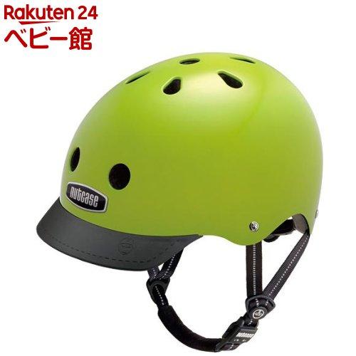 ナットケース リトルナッティ GEN3 バイザー付き エレクトリックオリーブ(1個)【ナットケース】[三輪車 のりもの ヘルメット]