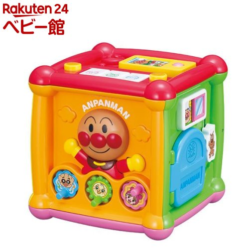 おもちゃ 遊具 知育玩具 / アガツマ / アンパンマン よくばりキューブ アンパンマン よくばりキューブ(1セット)【アガツマ】[おもちゃ 遊具 知育玩具]