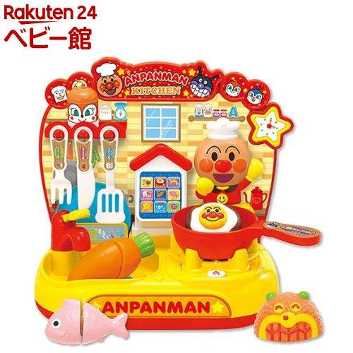 おもちゃ 遊具 ままごとグッズ ※アウトレット品 買い物 ジョイパレット タッチでおしゃべり 1個 スマートアンパンマンキッチン