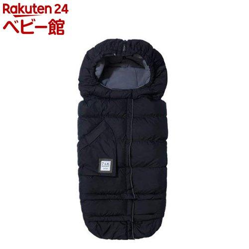 7A.M.ENFANT Blanket 212evolution ブラック(1個)【nbzs-01】【オープンワールド】[ベビーカー バギー オプション]