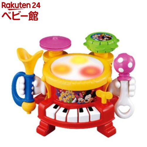 おもちゃ 遊具 楽器玩具 新作 大注目 大人気 タカラトミー 1個 リズムあそびいっぱいマジカルバンド トゥーンタウンミッキー