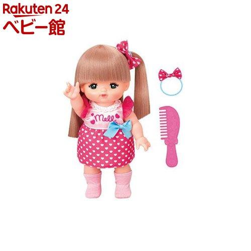 おもちゃ 遊具 人形 ぬいぐるみ / パイロットインキ / おにんぎょうセット おしゃれヘア メルちゃん おにんぎょうセット おしゃれヘア メルちゃん(1セット)【パイロットインキ】[おもちゃ 遊具 人形 ぬいぐるみ]