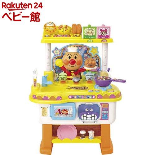おもちゃ 遊具 ままごとグッズ 再販ご予約限定送料無料 ジョイパレット いっしょにトントン 1セット アンパンマンのお料理ショー 在庫あり