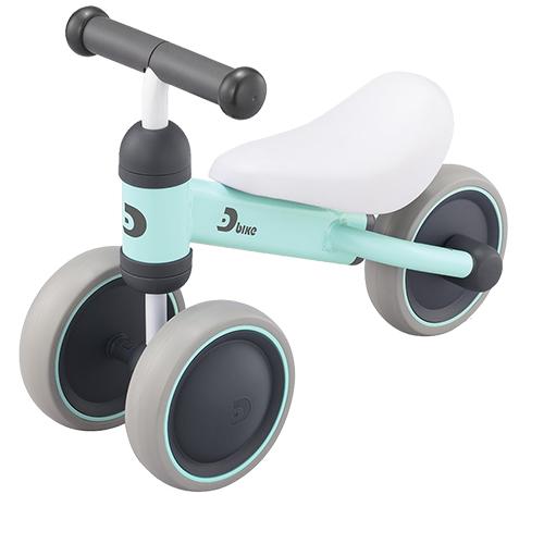 ★★ D−bike mini (ディーバイク ミニ) ミントブルー アイデス Ides 三輪車のりもの・自転車用チャイルドシート 乗用玩具