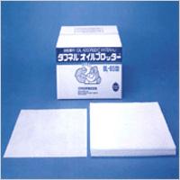 タフネル 油吸着材 マット状 50×50×0.2(100枚入)