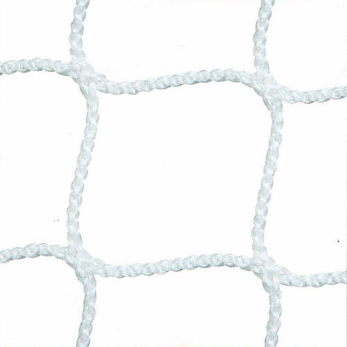 盗難防止ネット 目合い25mm/ホワイト/1.8×12m【防炎】